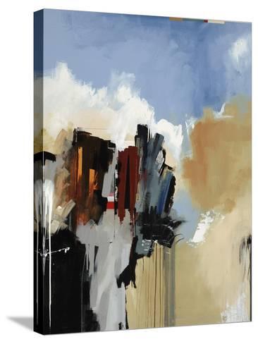 Earth Quad-Sydney Edmunds-Stretched Canvas Print