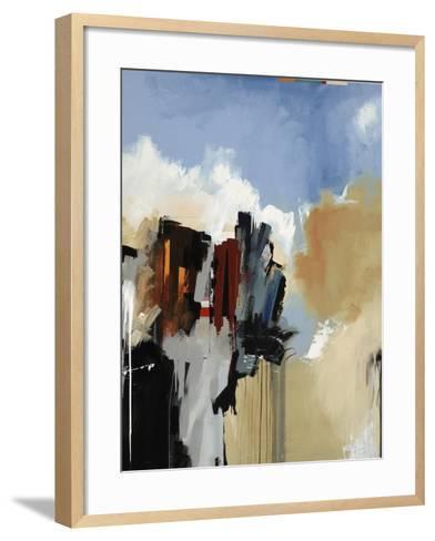 Earth Quad-Sydney Edmunds-Framed Art Print
