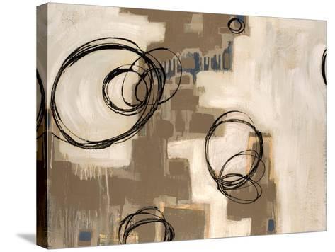 Verse VII-Joshua Schicker-Stretched Canvas Print