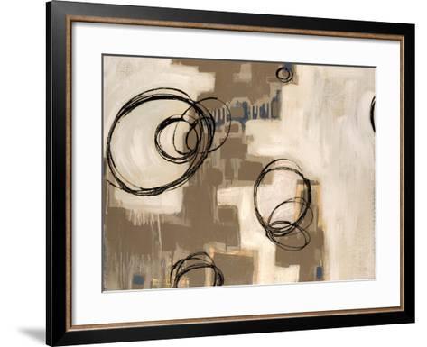 Verse VII-Joshua Schicker-Framed Art Print