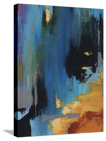 Frontline III-Sydney Edmunds-Stretched Canvas Print