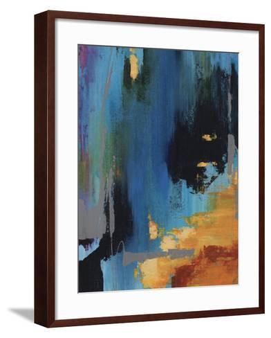 Frontline III-Sydney Edmunds-Framed Art Print