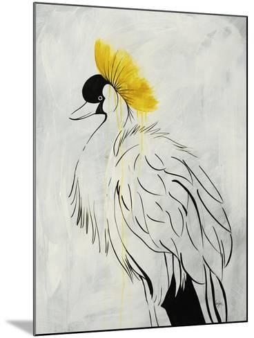 Poseur II-Kari Taylor-Mounted Giclee Print