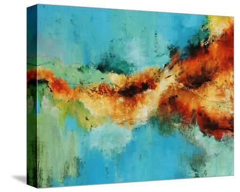 Sun Dance-Sydney Edmunds-Stretched Canvas Print