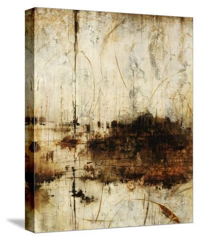 New Haven Golds-Joshua Schicker-Stretched Canvas Print