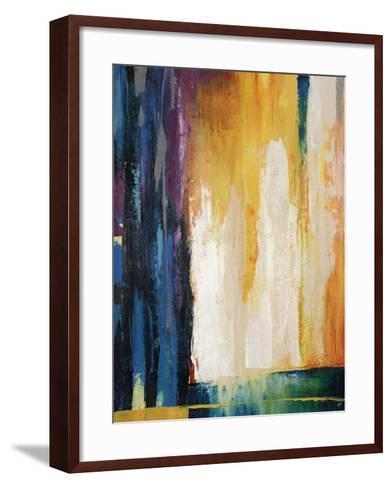 Frontline I-Sydney Edmunds-Framed Art Print