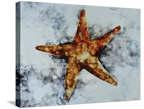 Star Fish-Sydney Edmunds-Stretched Canvas Print