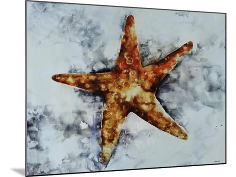 Star Fish-Sydney Edmunds-Mounted Giclee Print