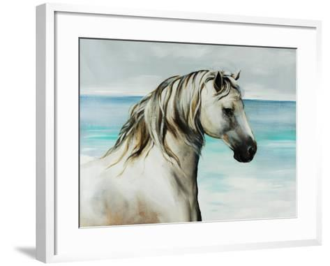 Oceans Spirit-Sydney Edmunds-Framed Art Print