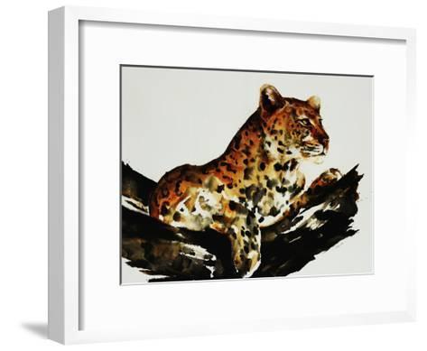 Safari Series I-Sydney Edmunds-Framed Art Print