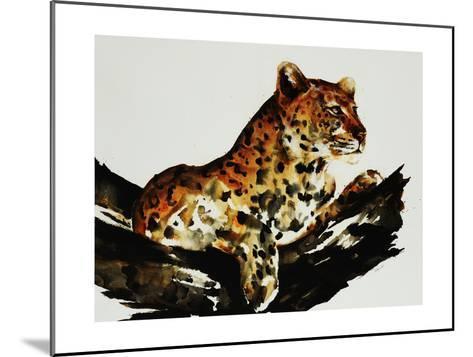 Safari Series I-Sydney Edmunds-Mounted Giclee Print