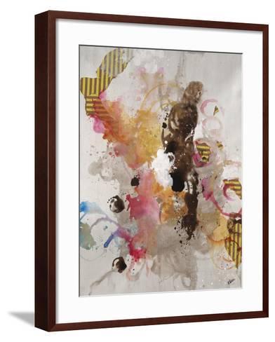 Convivial Hues I-Rikki Drotar-Framed Art Print