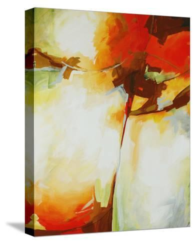 Red Arrow-Sydney Edmunds-Stretched Canvas Print