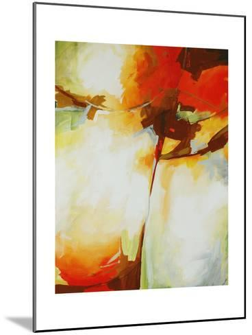 Red Arrow-Sydney Edmunds-Mounted Giclee Print