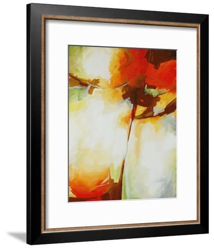 Red Arrow-Sydney Edmunds-Framed Art Print