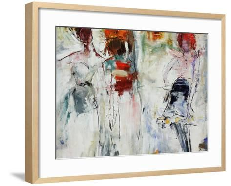 Summer Party-Jodi Maas-Framed Art Print