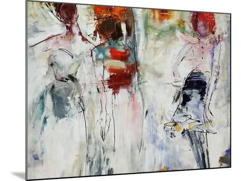 Summer Party-Jodi Maas-Mounted Giclee Print