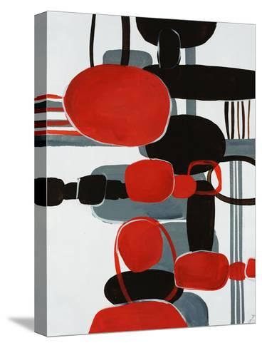 Fizz III-Sydney Edmunds-Stretched Canvas Print