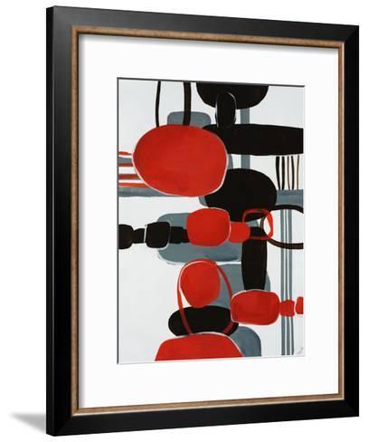 Fizz III-Sydney Edmunds-Framed Art Print