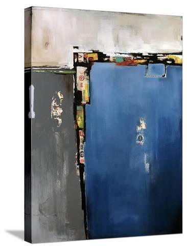 No Fowl II-Sydney Edmunds-Stretched Canvas Print