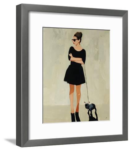 Frenchy-Clayton Rabo-Framed Art Print