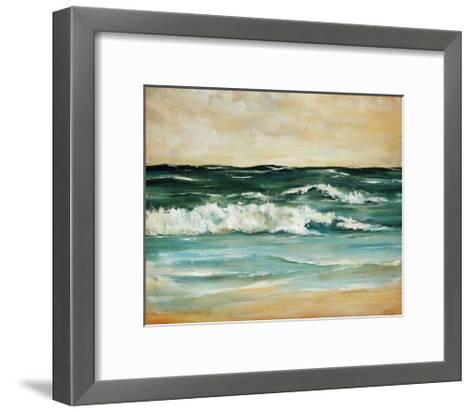 Ocean Light II-Sydney Edmunds-Framed Art Print