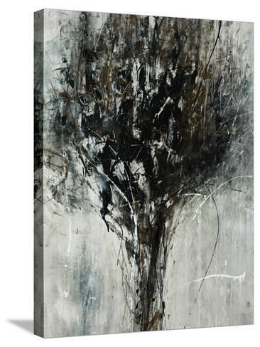 Black Bramble-Jodi Maas-Stretched Canvas Print