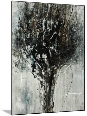 Black Bramble-Jodi Maas-Mounted Giclee Print