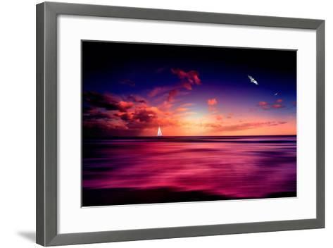 Any Colour You Like-Philippe Sainte-Laudy-Framed Art Print
