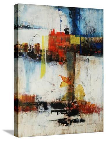 Minor Battles-Joshua Schicker-Stretched Canvas Print