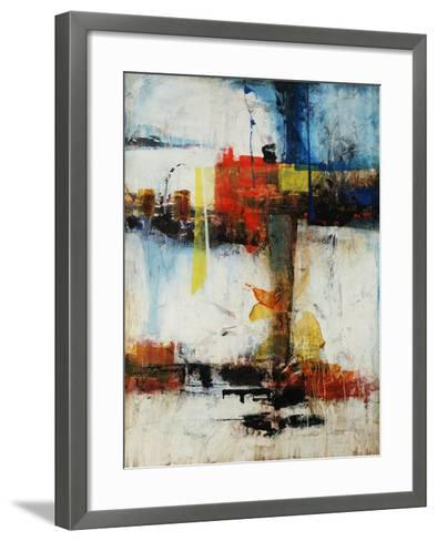 Minor Battles-Joshua Schicker-Framed Art Print