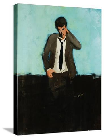 One More Thing-Clayton Rabo-Stretched Canvas Print
