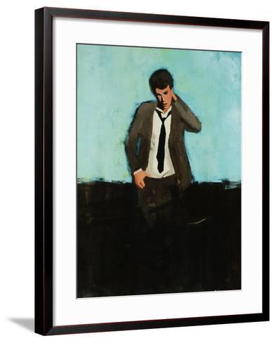One More Thing-Clayton Rabo-Framed Art Print
