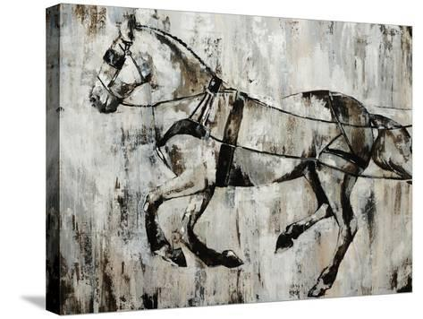 Hot to Trot-Sydney Edmunds-Stretched Canvas Print