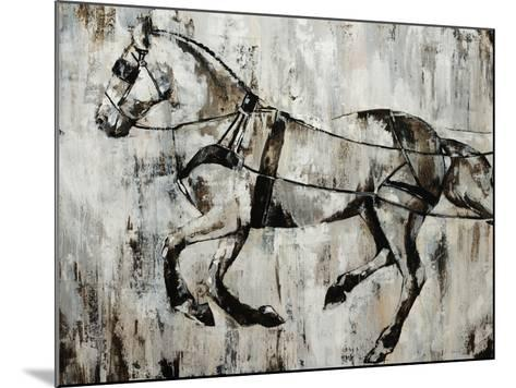 Hot to Trot-Sydney Edmunds-Mounted Giclee Print