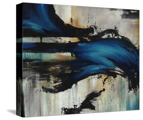Midnight Splash-Rikki Drotar-Stretched Canvas Print