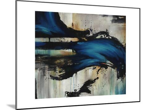 Midnight Splash-Rikki Drotar-Mounted Giclee Print