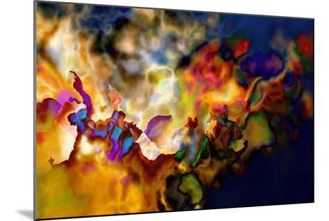 Fiery-Ursula Abresch-Mounted Photographic Print