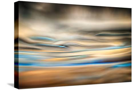 Shimmering Land-Ursula Abresch-Stretched Canvas Print