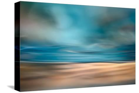 The Beach-Ursula Abresch-Stretched Canvas Print