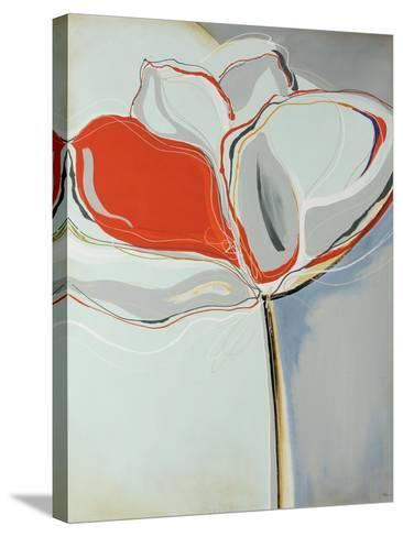 Pop Blossum II-Sydney Edmunds-Stretched Canvas Print
