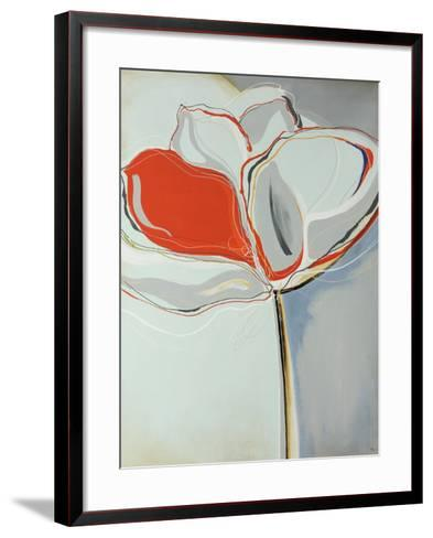 Pop Blossum II-Sydney Edmunds-Framed Art Print