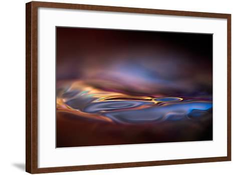 Lake at Night-Ursula Abresch-Framed Art Print