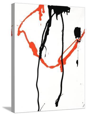 Ink Blot III-Sydney Edmunds-Stretched Canvas Print