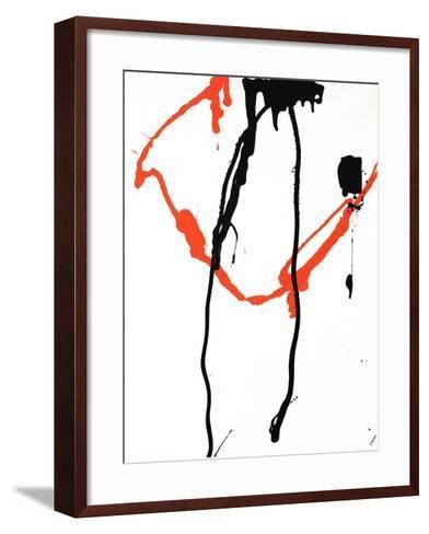 Ink Blot III-Sydney Edmunds-Framed Art Print