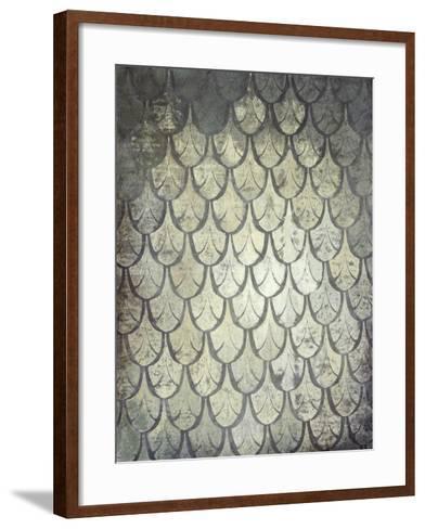 Silver Scales-Kari Taylor-Framed Art Print