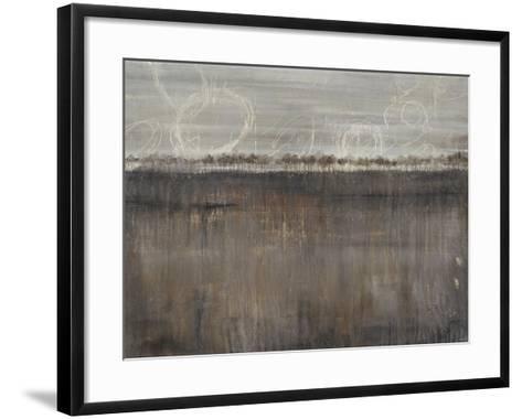 Compass-Joshua Schicker-Framed Art Print