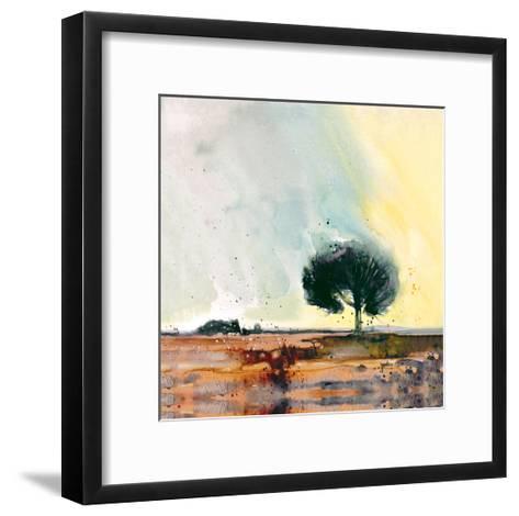 New Forest Study-Simon Howden-Framed Art Print