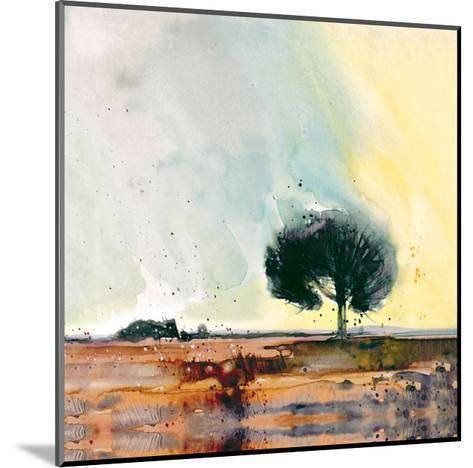 New Forest Study-Simon Howden-Mounted Giclee Print