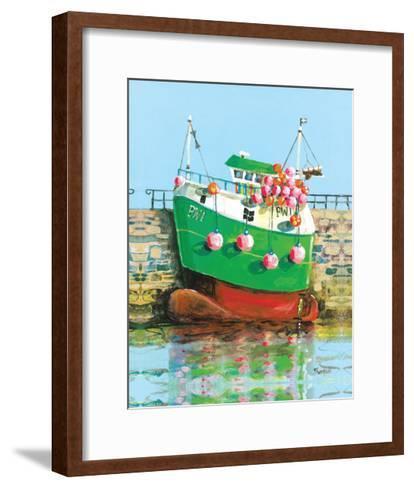 Green Netter-Jeremy Thompson-Framed Art Print